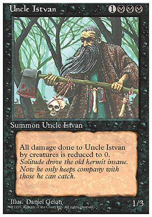 Uncle Istvan, 4th Edition