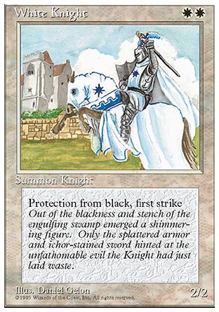 White Knight, 4th Edition