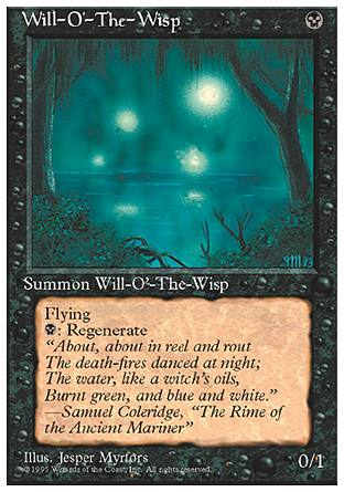 Will-O'-The-Wisp, 4th Edition