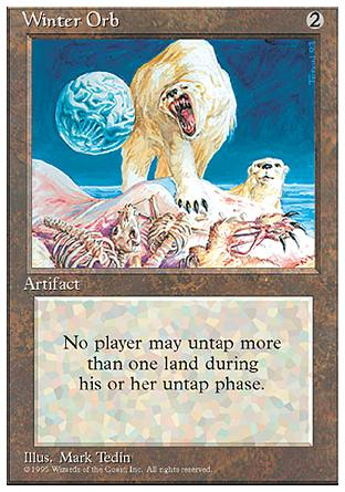 Winter Orb, 4th Edition