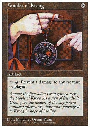 Amulet of Kroog, 5th Edition