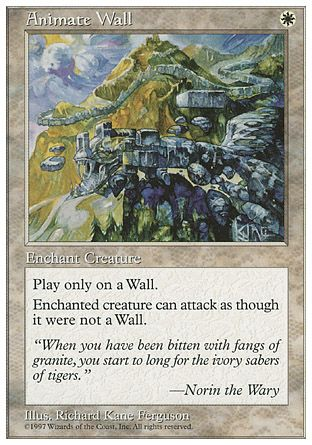 Animate Wall, 5th Edition