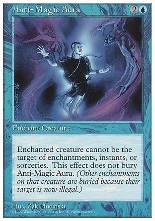 Anti-Magic Aura, 5th Edition