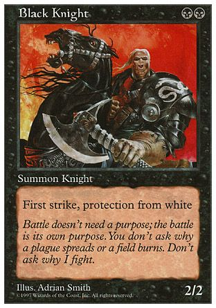 Black Knight, 5th Edition