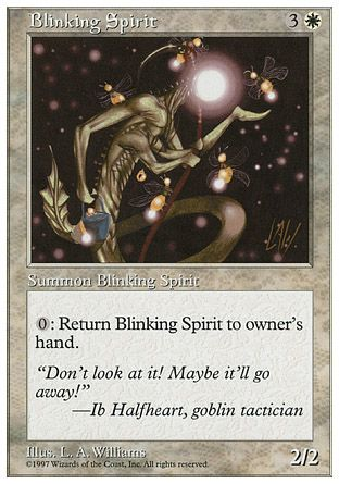Blinking Spirit, 5th Edition