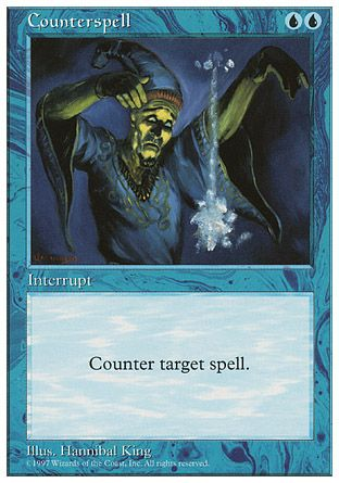 Counterspell, 5th Edition