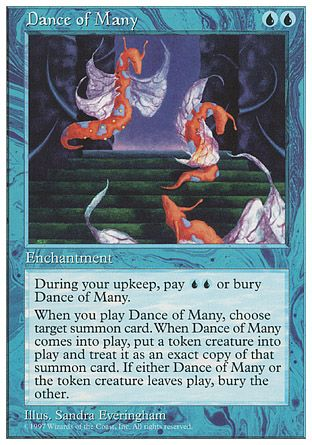 Dance of Many, 5th Edition