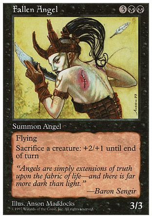 Fallen Angel, 5th Edition