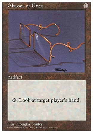 Glasses of Urza, 5th Edition