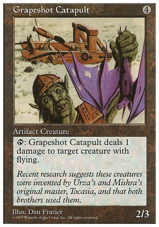 Grapeshot Catapult, 5th Edition