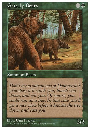 Grizzly Bears, 5th Edition