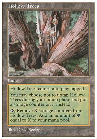 Hollow Trees, 5th Edition
