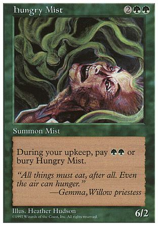 Hungry Mist, 5th Edition