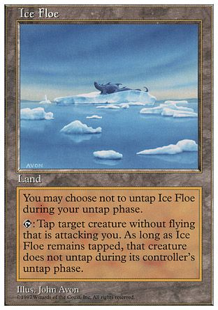 Ice Floe, 5th Edition