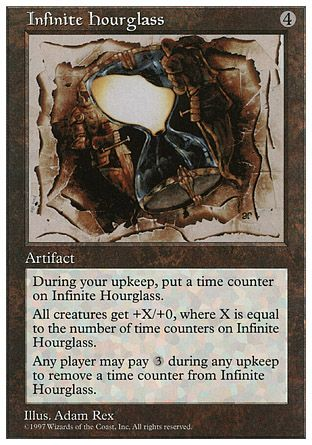 Infinite Hourglass, 5th Edition