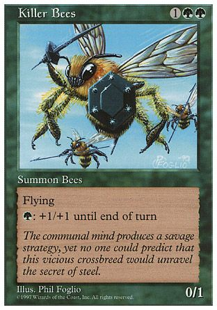 Killer Bees, 5th Edition