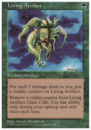 Living Artifact, 5th Edition