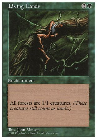 Living Lands, 5th Edition