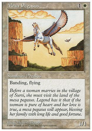 Mesa Pegasus, 5th Edition