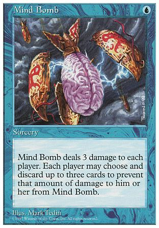 Mind Bomb, 5th Edition