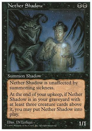 Nether Shadow, 5th Edition