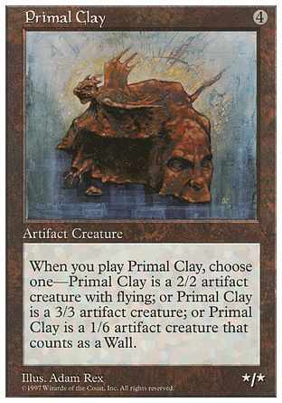 Primal Clay, 5th Edition