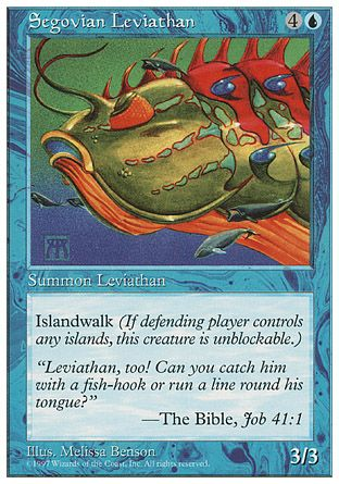 Segovian Leviathan, 5th Edition