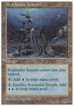 Svyelunite Temple, 5th Edition