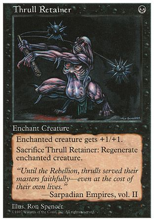Thrull Retainer, 5th Edition