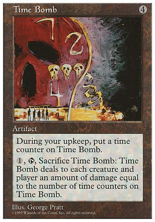 Time Bomb, 5th Edition