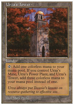 Urza's Tower, 5th Edition