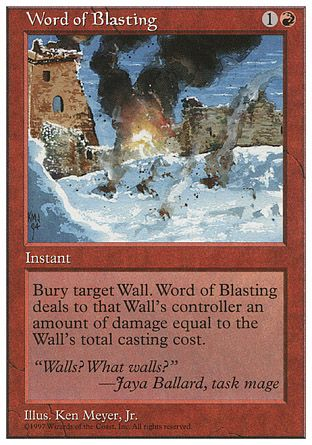 Word of Blasting, 5th Edition