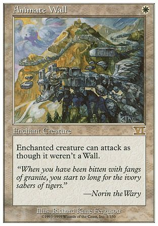 Animate Wall, 6th Edition