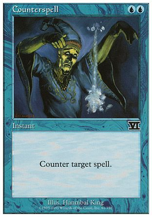 Counterspell, 6th Edition
