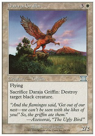 Daraja Griffin, 6th Edition