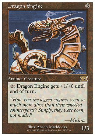 Dragon Engine, 6th Edition
