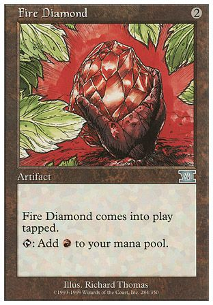 Fire Diamond, 6th Edition