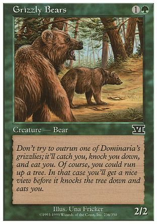 Grizzly Bears, 6th Edition