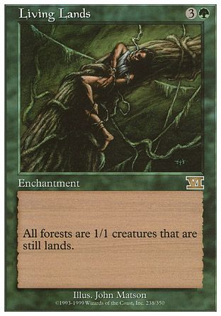 Living Lands, 6th Edition