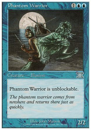 Phantom Warrior, 6th Edition