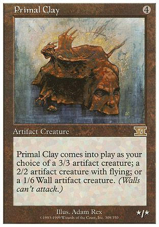 Primal Clay, 6th Edition