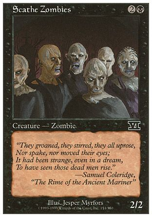 Scathe Zombies, 6th Edition