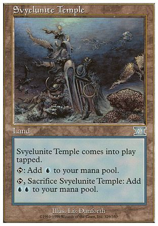 Svyelunite Temple, 6th Edition