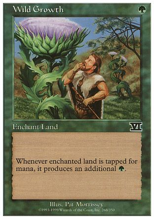 Wild Growth, 6th Edition