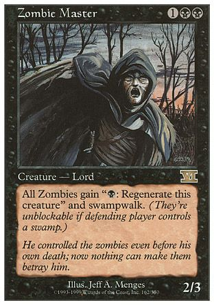 Zombie Master, 6th Edition