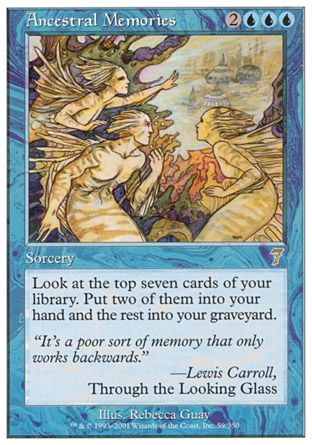 Ancestral Memories, 7th Edition