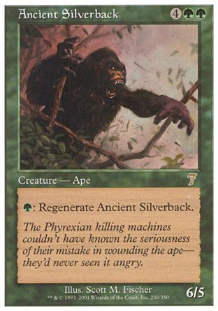 Ancient Silverback, 7th Edition