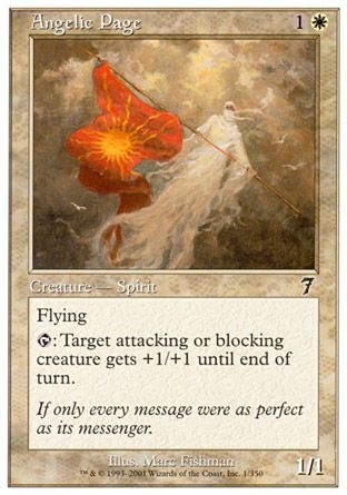 Angelic Page, 7th Edition