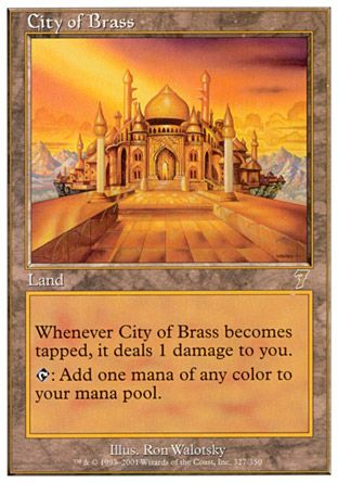 City of Brass, 7th Edition