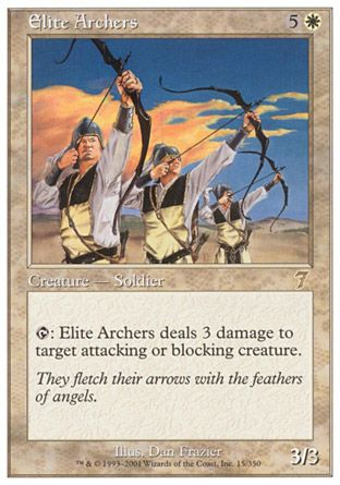 Elite Archers, 7th Edition